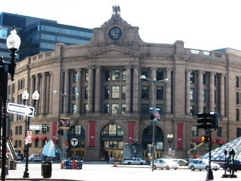 Boston South Station