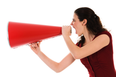 Bigstockphoto_Woman_And_Megaphone_2844029