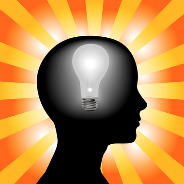 Bigstockphoto_Idea_Woman_Mind_Lightbulb_In_S_3451756