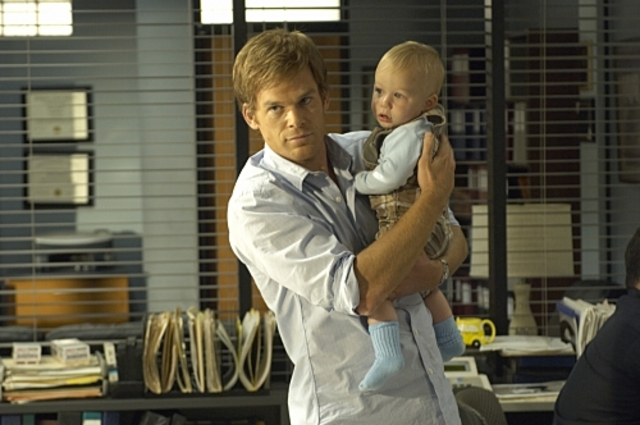 Michael C. Hall returns as Dexter